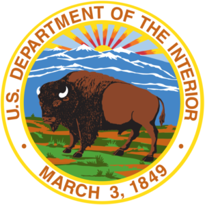 Seal of the United States Department of the Interior