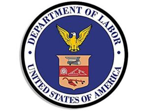 seal of the department of labor