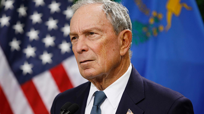 bloomberg news wont cover Mike and Dems will unfairly cover Trump