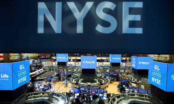 Stocks soar as NYSE trading floor reopens from coronavirus shutdown