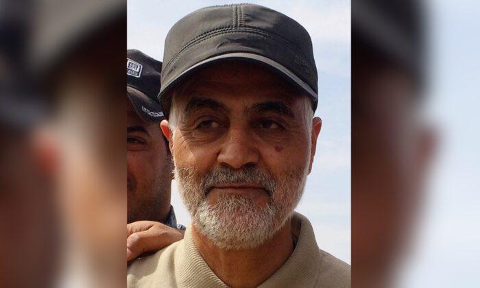 Iranian Commander Qassem Soleimani 1 700x420 1