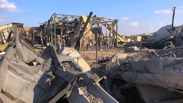 iraq base damage 1