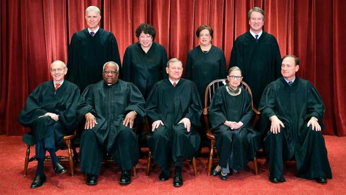 scotus justices