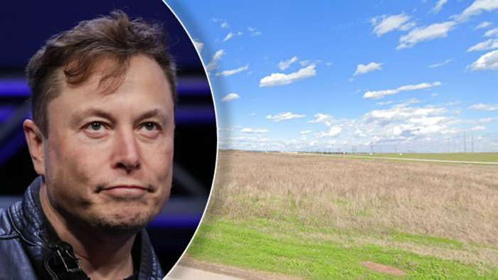 Musk defends Tesla as Texas county considers millions in tax breaks to land 'gigafactory'