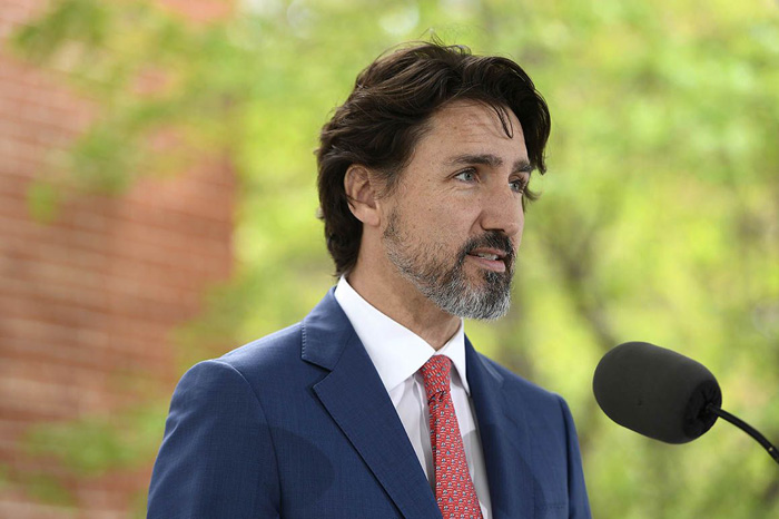 Trudeau points to 'direct link' between detained Canadians and arrest of Huawei executive