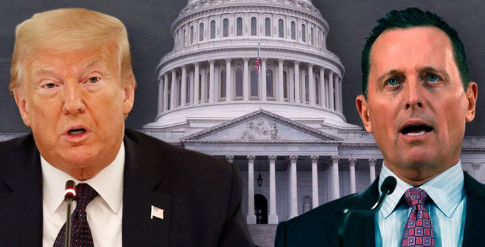 Ex-acting DNI Grenell calls politics in 2020 'a fight between Washington and the rest of America'