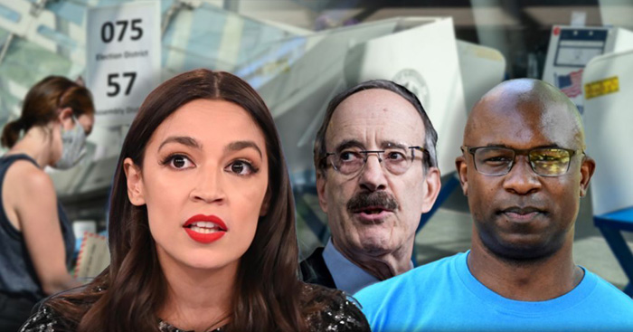 Insurgents from the left threaten to upend Dem Party plans in Tuesday primaries