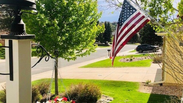 American flag is 243 years old on this Flag Day