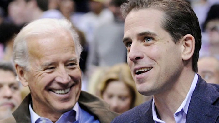 Hunter Biden emails under investigation by Senate Homeland Security Committee after hard drive report emerges