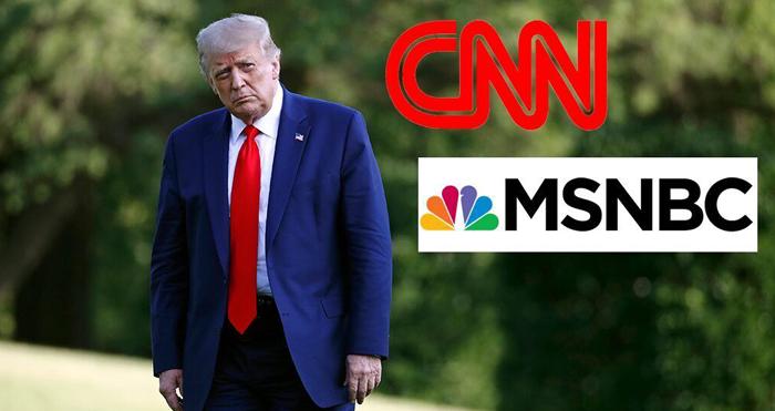 Primetime CNN, MSNBC shows ignore historic U.S. economic rebound