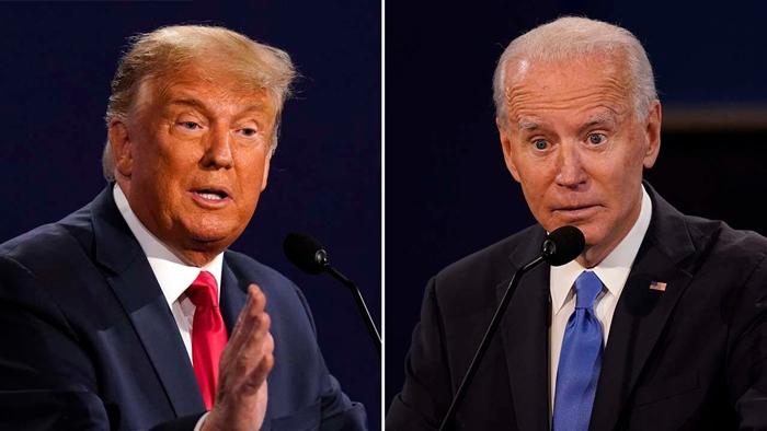 Trump will move America forward, Biden would return US to disastrous Obama era
