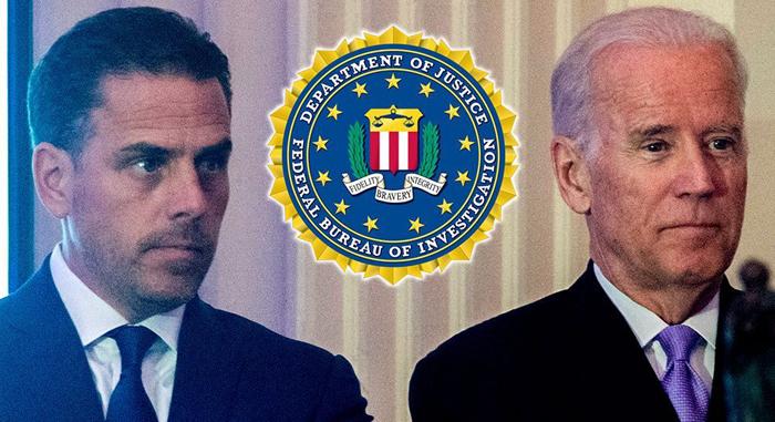 FBI in possession of Hunter Biden's purported laptop