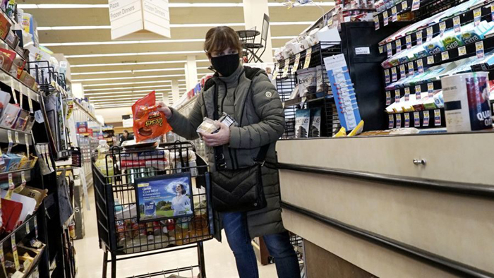 US consumer confidence dips slightly in October to 100.9