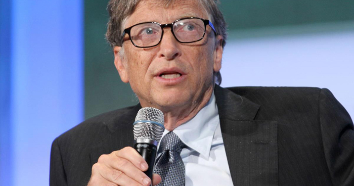"Bill Gates hired BLM ""students"" to count ballots in battleground states"