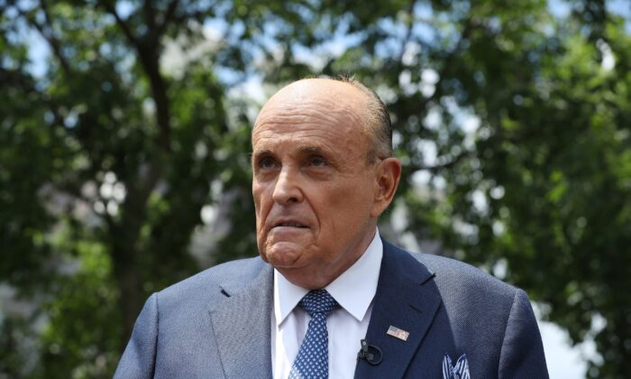 Giuliani: 650,000 Votes Were Counted Unlawfully in Philadelphia and Pittsburgh