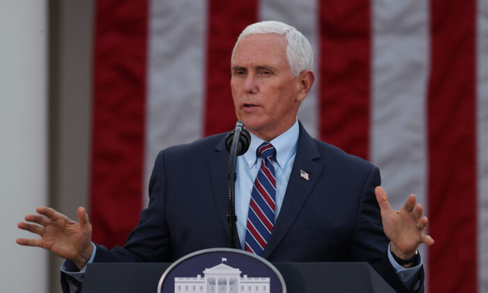 Pence to Campaign in Georgia With GOP Senators Facing Runoffs