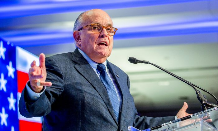 Rudy Giuliani Several Election Lawsuits 'Ready to Go' to the Supreme Court