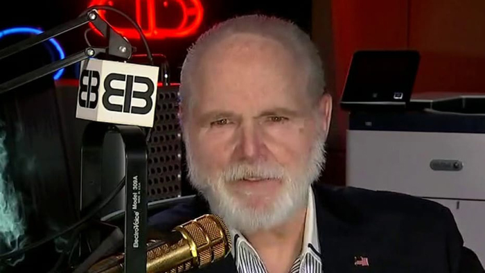 Rush Limbaugh says media's narrative about enthusiasm for Biden will be proven wrong