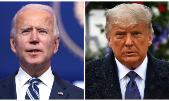 Trump Challenges Biden: Prove Votes Were Not Illegally Obtained to Enter White House