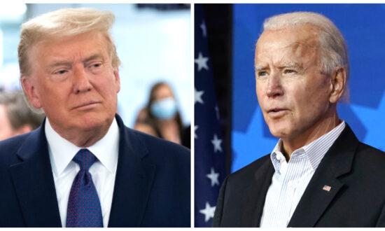Trump Pulls Within 1 Percent of Biden in Arizona