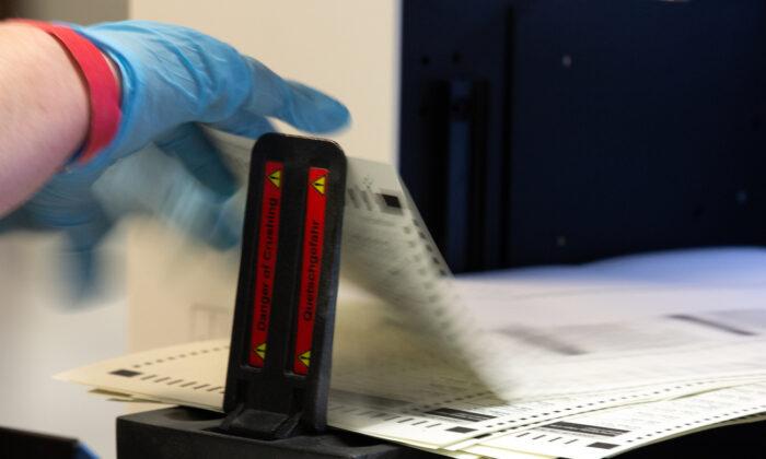 Arizona State Senate Subpoenas Maricopa County to Audit Scanned Ballots, Dominion Voting Machines