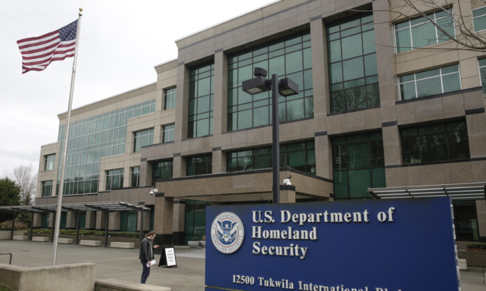 Department of Homeland Security Confirms 'Cyber Breaches Across Federal Government'