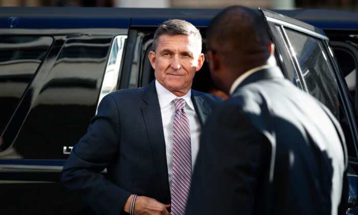 Federal Judge Dismisses Case Against Michael Flynn Following Pardon