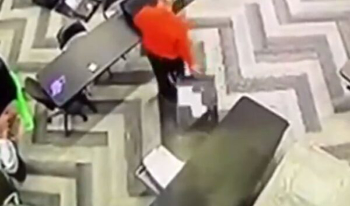 Georgia Video Footage Allegedly Shows Poll Workers Staying Behind, Producing 'Suitcases of Ballots'