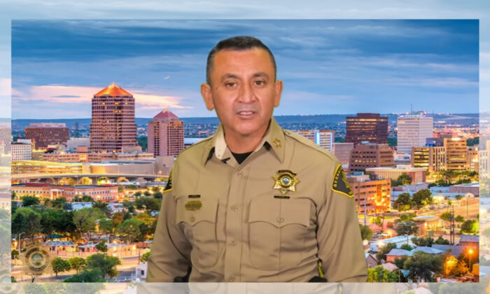 New Mexico Sheriff Says He Won't Enforce 'Unconstitutional' Health Order
