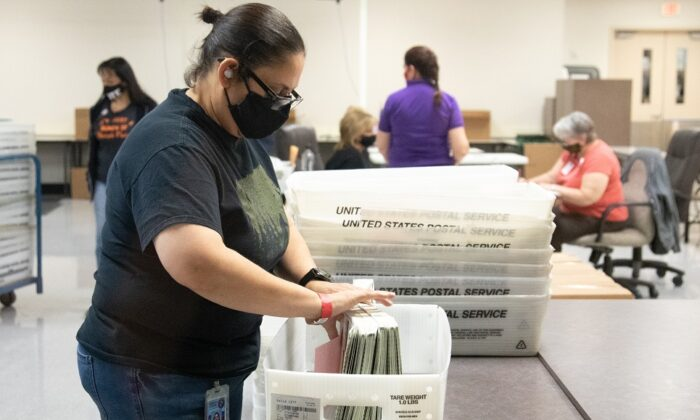 Poll Observer: 'Large Percentage' of People Who 'Just Moved' to Arizona Voted
