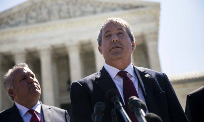 Texas AG: Supreme Court Should At Least Hear Our Arguments