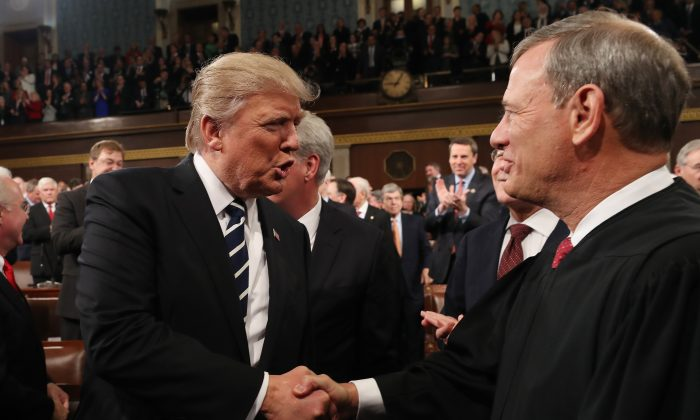 Trump Says Supreme Court 'Incompetent and Weak' Over Election Fraud