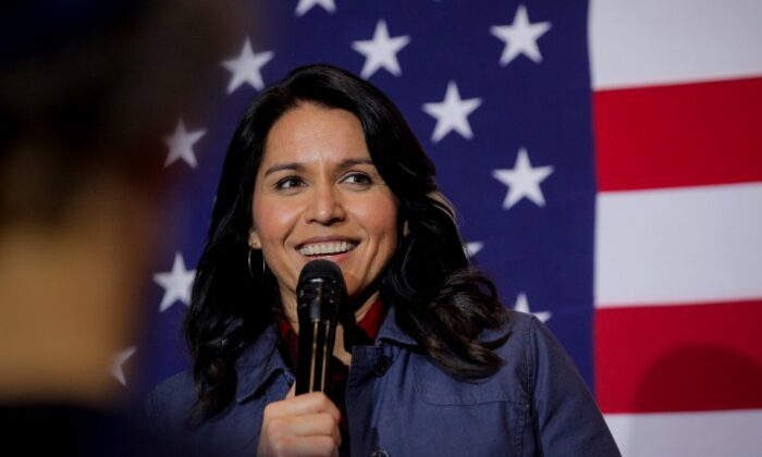 Gabbard: Biden Should Denounce His Administration's Effort to Take Away Civil Liberties