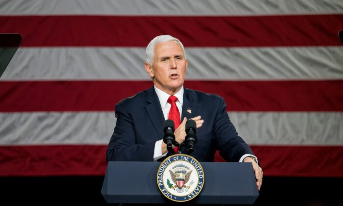 Pence: 'We'll Have Our Day in Congress' During Jan. 6 Electoral Challenge