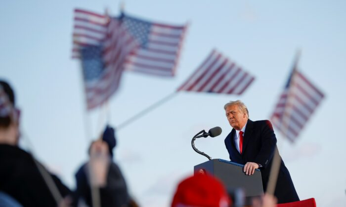 Trump Leaves Washington, Tells Supporters: 'We Will Be Back in Some Form'. Have a good life. We will see you soon.