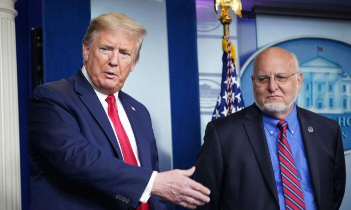 Trump Says US COVID-19 Deaths 'Far Exaggerated,' Blames CDC for Bad Statistics