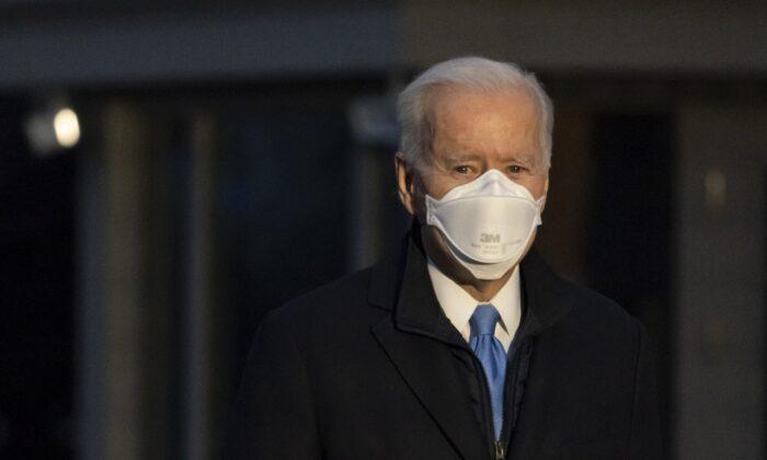 Biden Calls on Congress to Restrict Gun Ownership