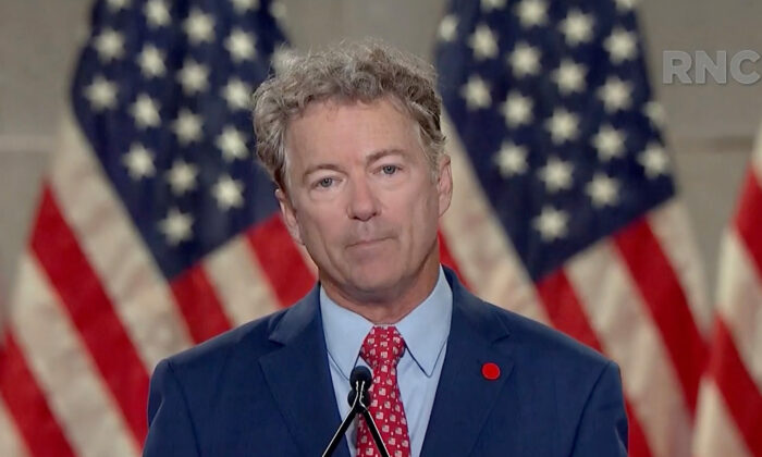 Impeachment Managers Admitted Trump Was Not Impeached for His Words: Sen. Rand Paul