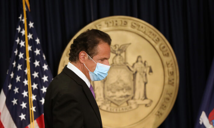 Rep. Scalise Releases Timeline of Cuomo's Nursing Home Death Toll 'Cover-Up'