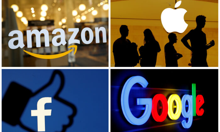 States Push to Rein in Big Tech as Federal Gears Grind Slow