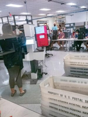Arizona Senate Hires 4 Firms to Audit 2.1 Million Ballots From 2020 Election