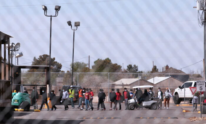 Texas Sues Biden Administration for Allegedly Disregarding COVID-19 Rules at Border