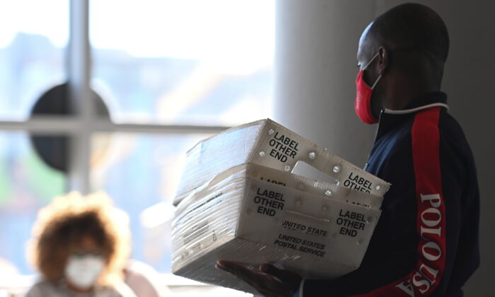 Georgia Judge Decides to Unseal Absentee Ballots in Fulton County for Review