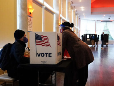 Kansas Sheriff's Office Still Probing 12 Claims of 2020 Election Fraud
