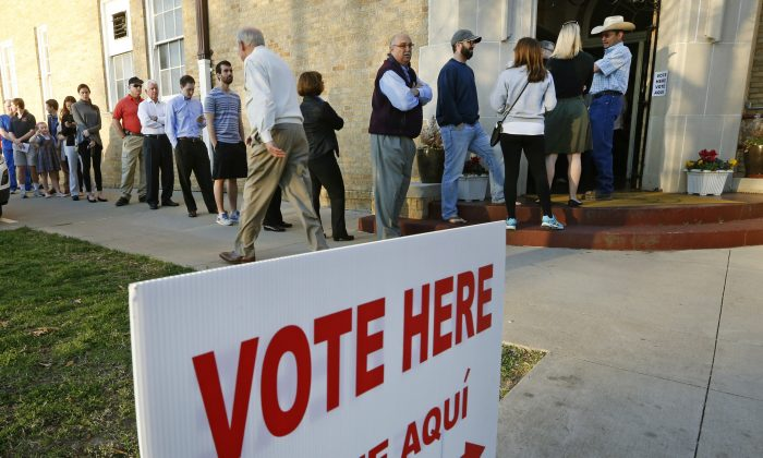 Texas Senate Passes Major GOP-Backed Election Reform Bill