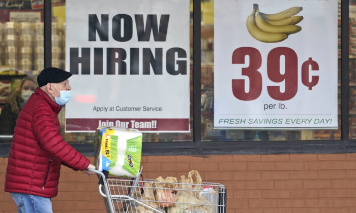 Weak Jobs Report Raises Doubts About Biden's Economic Policies