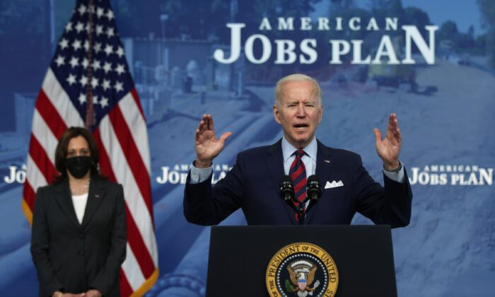 Biden Is Determined to Create Jobs … in China