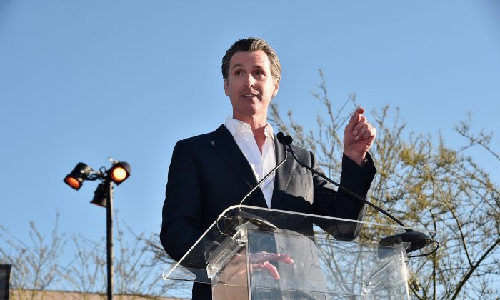 Newsom to Officially Face Recall Election