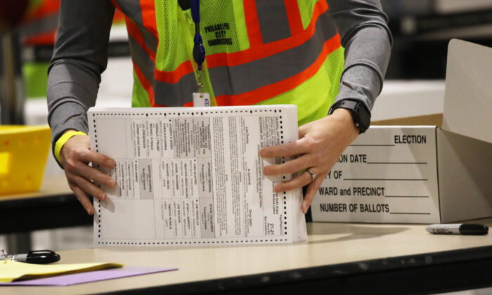 Pennsylvania House Passes Election Integrity Bill: 'The System Does Not Work'