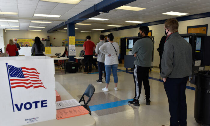 Federal Judge Rejects Challenge to Georgia Voting Law